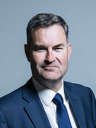 David Gauke - Image: Official portrait of Mr David Gauke crop 2