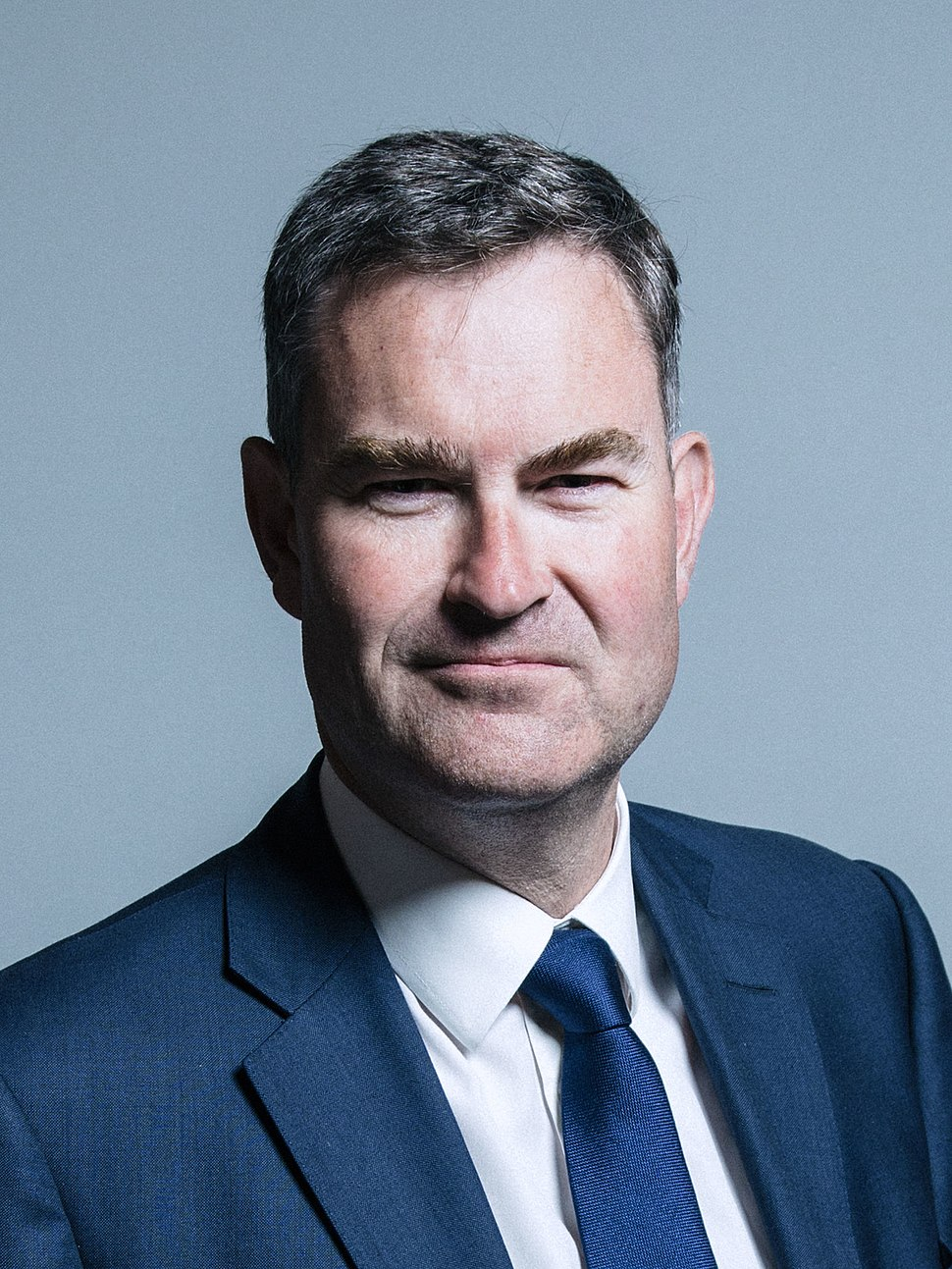 Official portrait of Mr David Gauke crop 2