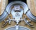 Oko opatrzności nad portalem bocznym kościoła św. Maurycego we Wrocławiu.jpg