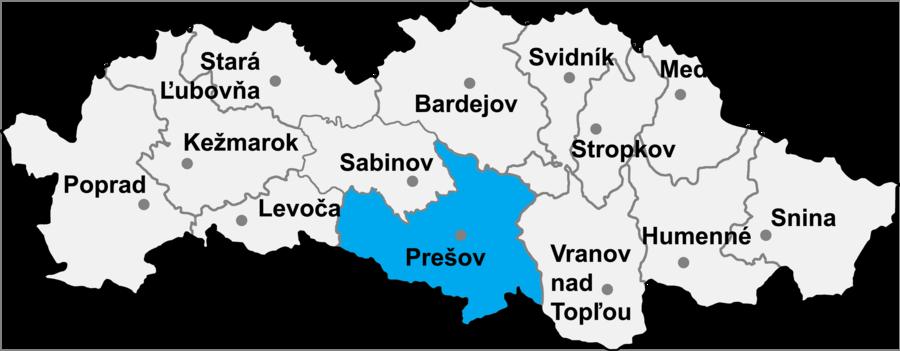 Nemcovce, Prešov District