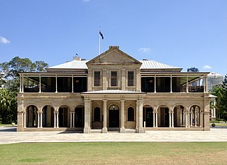 Old Government House, Queensland