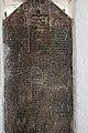 Old Kannada inscription from the Rashtrakuta period (9th century) at the Durga Devi temple in Virupaksha temple complex at Hampi.jpg