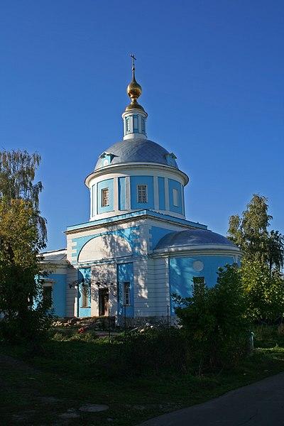 File:Old Kolomna town - Protection Church.jpg