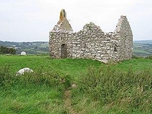 Amlwch - Image: Old Lligwy Chapel Hen Capel Llugwy geograph.org.uk 955928