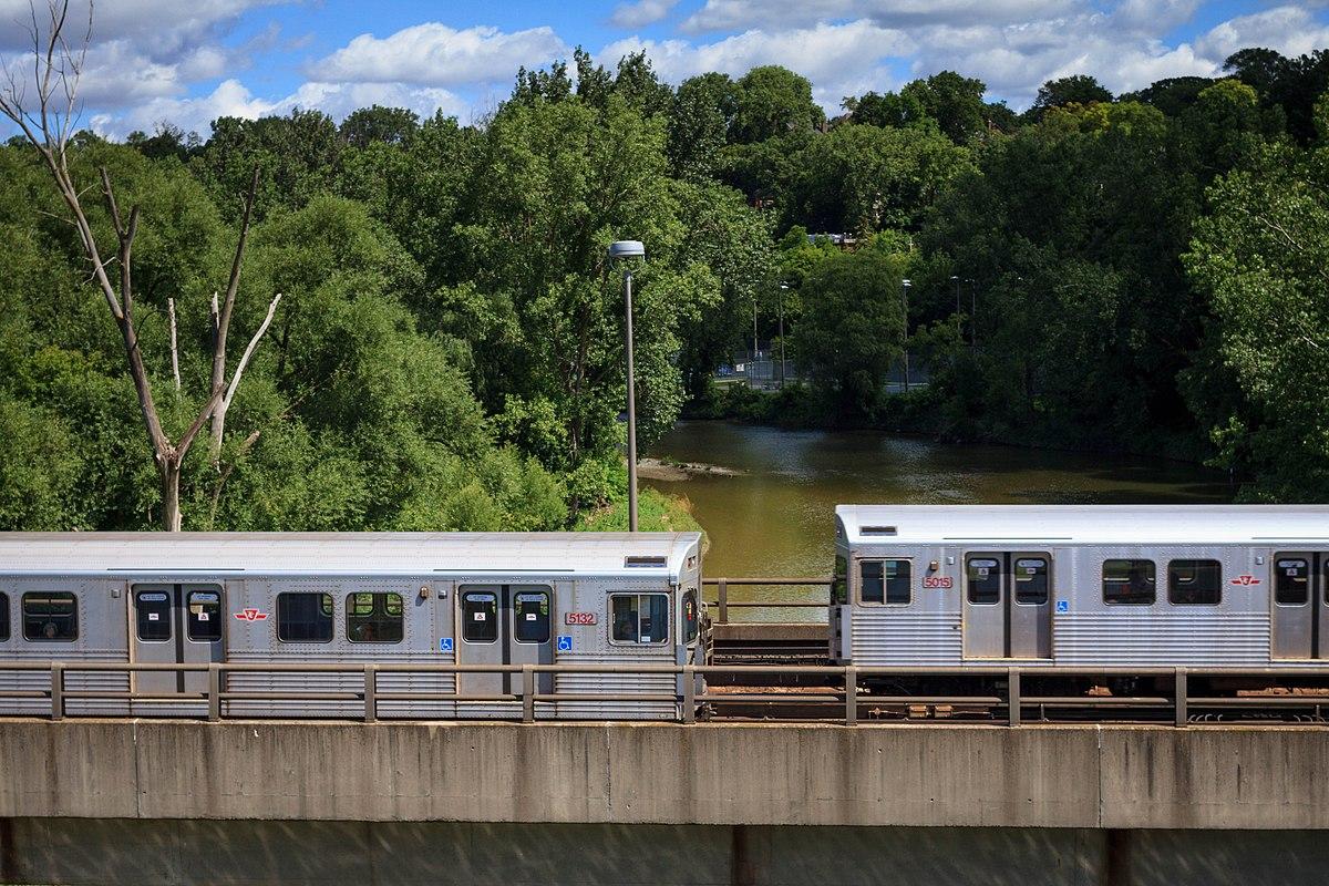 Bloor Danforth Subway Map.Line 2 Bloor Danforth Wikipedia