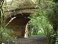 Old Railway bridge, The Valley Walk - geograph.org.uk - 785564.jpg