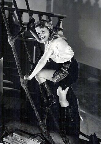 Olivia de Havilland - Publicity photo, 1935