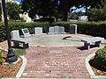 Olustee Park Memorials Circle.JPG
