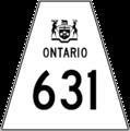 Ontario Highway 631.png