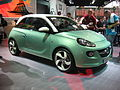 Opel-Adam Green-front.JPG