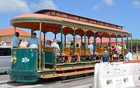 Oranjestad streetcar 1265 in 2014.jpg