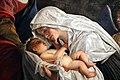 Orazio Gentileschi, La Visione di santa Francesca Romana (1618-1620), 02.jpg