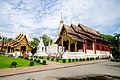 Ordination hall of Wat Phra Singh , Chiangmai , Thailand.jpg
