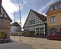 Ortsblick auf die Apotheke in Sachsenhagen IMG 5270.jpg
