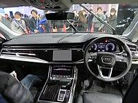 Audi Q8 日本仕様車、略してQ8j(利用者名の由来とは関係なし。[注 1])