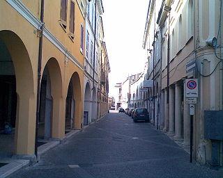 Ostiglia,  Lombardy, Italy