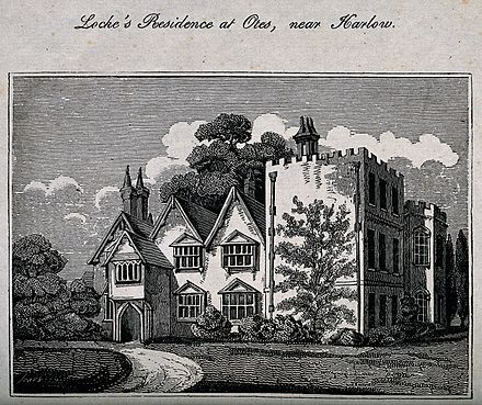 Oates Manor, High Laver, Essex.
