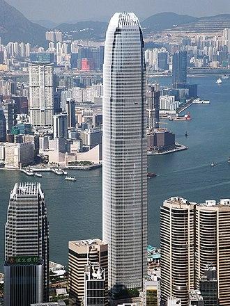 International Finance Centre (Hong Kong) - International Finance Centre