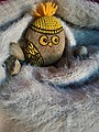 Owl painted on stone-DIY.jpg