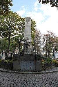 Père-Lachaise - Monument aux travailleurs municipaux 02.jpg