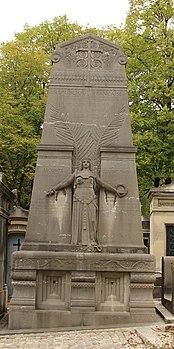 Père-Lachaise - généraux Lecomte et Clément-Thomas 01.jpg