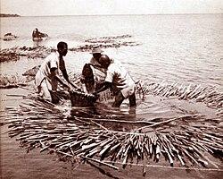 Pêcheurs dans le lac Victoria.JPG