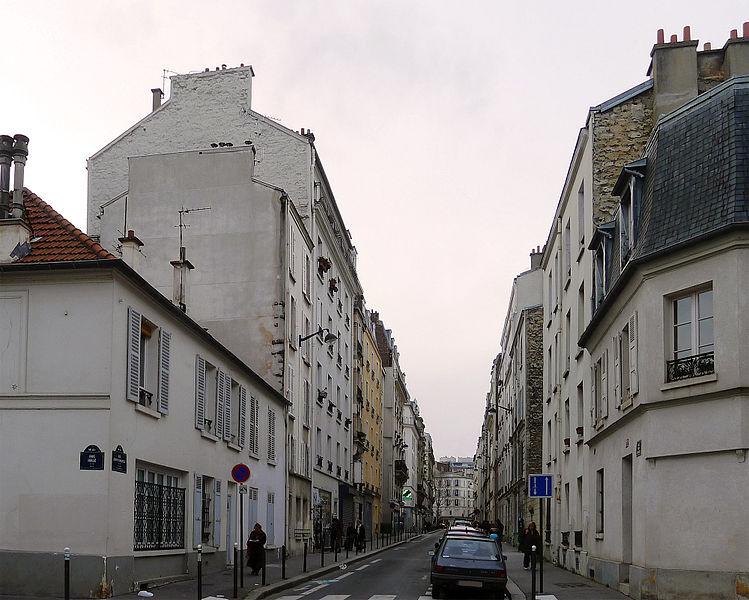Fichier:P1150575 Paris XIV rue Remy-Dumoncel rwk.jpg