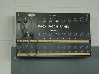 PACX - A PACX Patch Panel