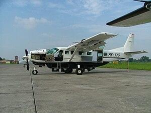 Susi Air - Cessna 208