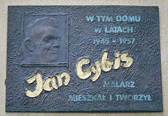 Jan Cybis – Wikipedia, wolna encyklopedia