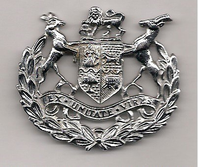 PRE 1994 SOUTH AFRICAN WO1 BADGE