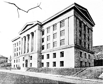 Allen Hall (University of Pittsburgh) - Image: PSM V86 D520 Mellon Institute of Industrial Research U of Pittsburgh