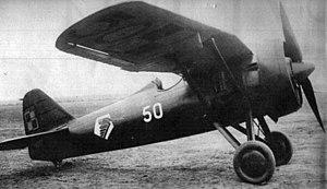 Janusz Żurakowski - PZL P.7