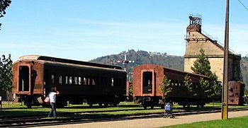Pablo Neruda Railway Museum%2C Temuco%2C Chile