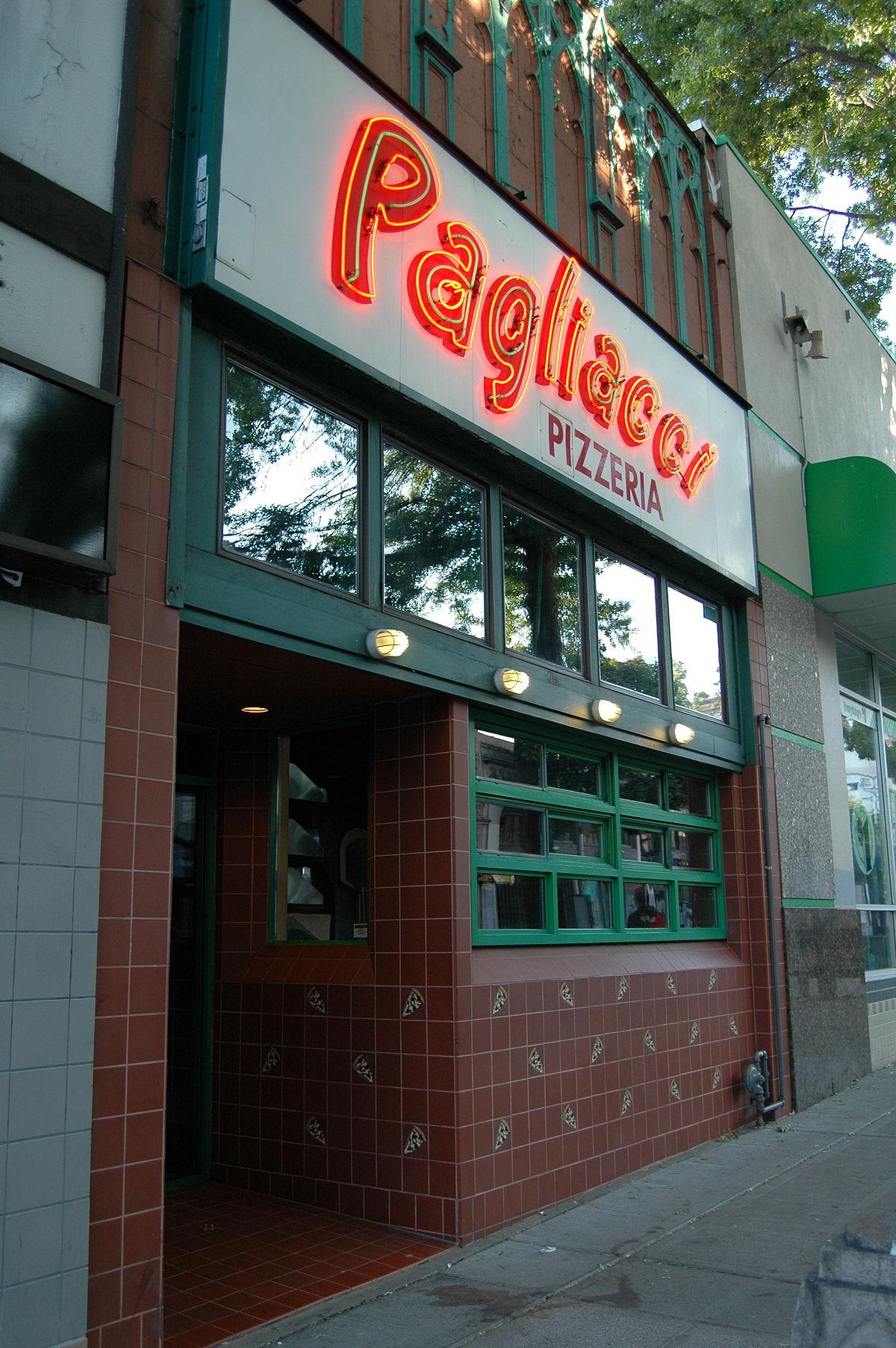 Pagliacci Italian Restaurant And Pizzeria