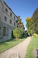 Palác Vlašský dvůr (Kutná Hora) pohled ze zahrady1.JPG