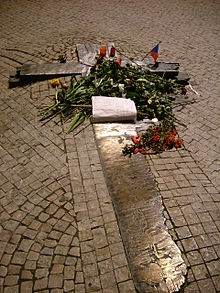 Jan Palach Wikipedia