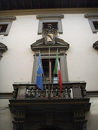 Palazzo Compagni - Image: Palazzo Compagni 02