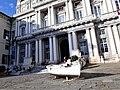 Palazzo Ducale (Genova) particolare di gozzo su uscita Piazza G.Matteotti img 2.jpg