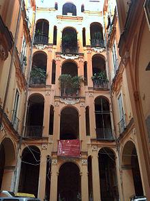 Barocco napoletano territorioscuola enhanced wiki alfa for Palazzo in stile spagnolo