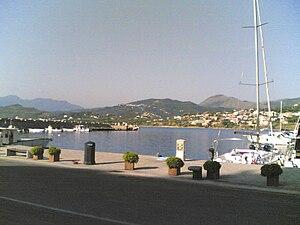 Palinuro - Image: Palinuro. Ansicht