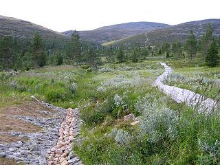 national park in Lapland region, Finland