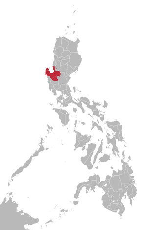 Pangasinan language map1.png