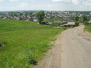 Zaozyorny, Krasnoyarsk Krai Town in Krasnoyarsk Krai, Russia