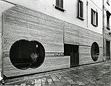 Tienda Gavina, Bolonia (1961-1963)