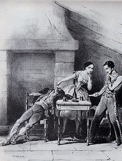 Paquita -Carolotta Grisi, Lucien Petipa, & Georges Ellie -1844.JPG