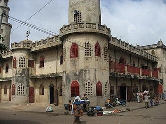 Parakou - Parakou Mosque