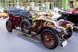 Paris - Bonhams 2016 - Renault Type CC tourer - 1911 - 001.jpg