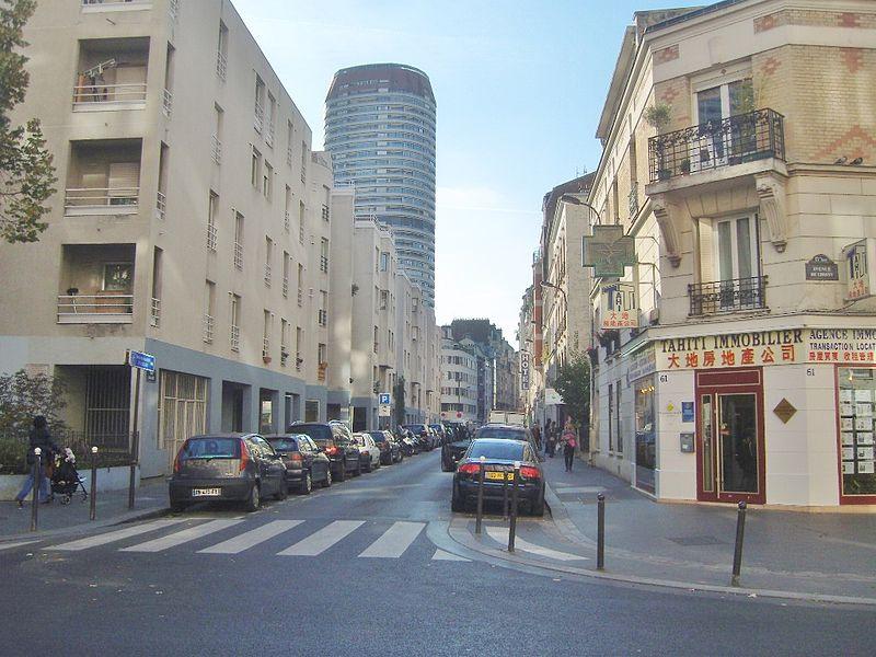 Fichier:Paris 13e - Rue Caillaux - vue est 2.jpg
