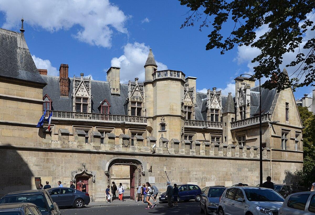 Souvent Musée de Cluny - Musée national du Moyen Âge - Wikipedia US92